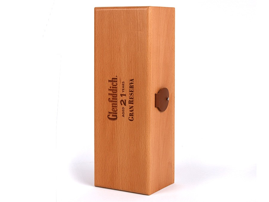 Glenfiddich 21 Years Whisky - Wholesale wooden boxes